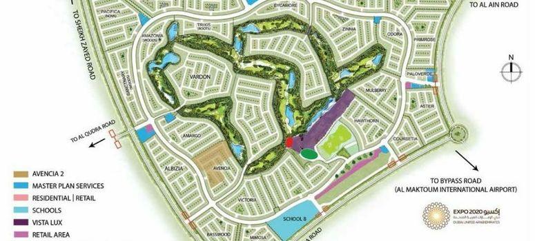 Master Plan of Biela Villas - Photo 1