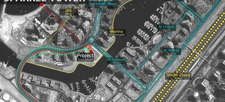 Master Plan of Sparkle Tower 3 - Photo 1