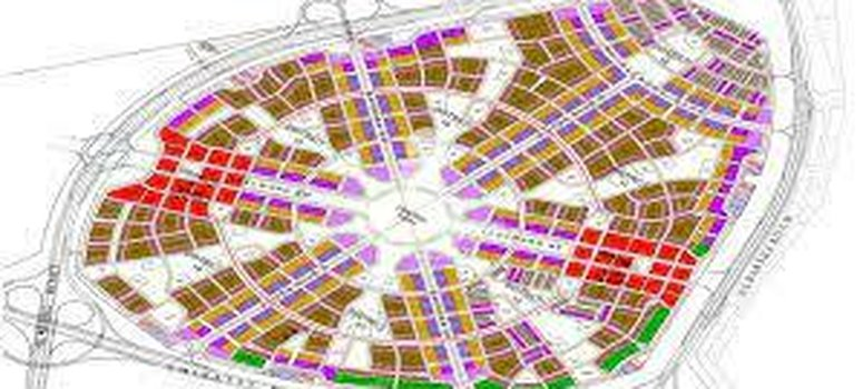Master Plan of Oxford Boulevard - Photo 1