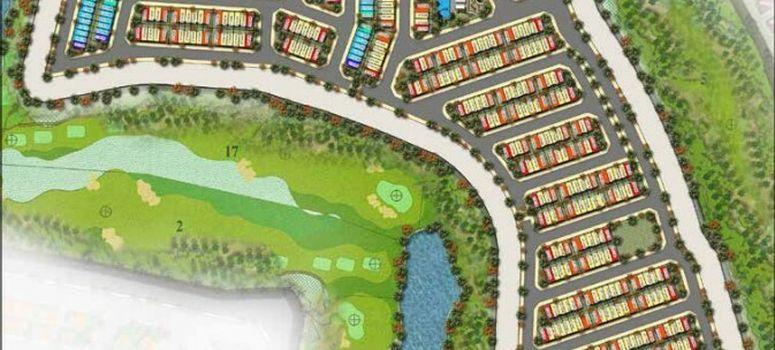 Master Plan of Just Cavalli Villas - Photo 1