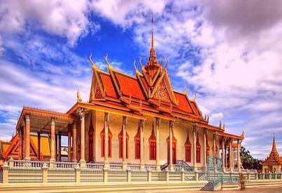 Neighborhood Overview of Dangkao, Phnom Penh