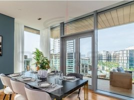 3 Bedrooms Property for rent in Bluewaters Residences, Dubai Apartment Building 2
