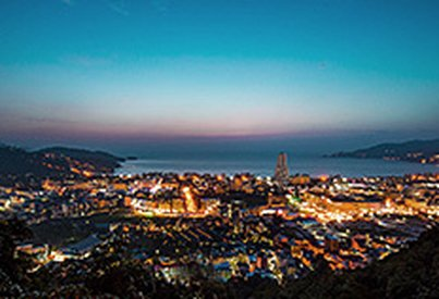 Neighborhood Overview of Patong, Phuket