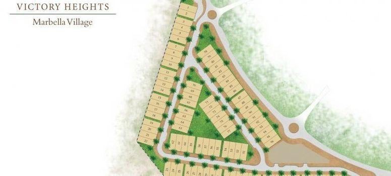 Master Plan of Marbella Village - Photo 1