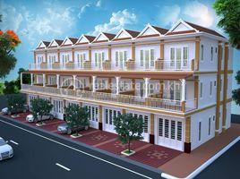 Kandal Preaek Anhchanh Khmer Villa (E0, E1, E2) 4 卧室 别墅 售