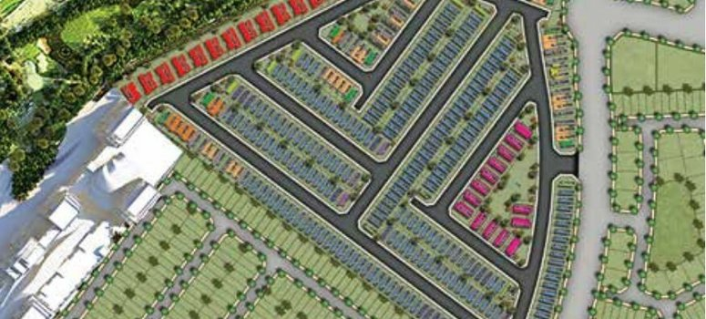 Master Plan of Aurum Villas - Photo 1