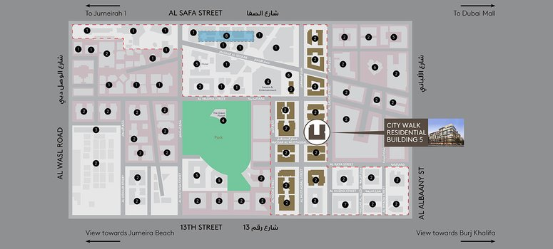 Master Plan of Building 7 - Photo 1