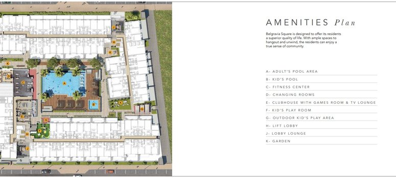 Master Plan of Belgravia Square - Photo 1