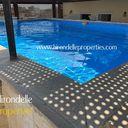 furnished penthouse with pool in maadi