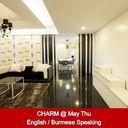 3 Bedroom Condo for Sale or Rent in Yangon