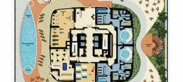 Master Plan of Damac Maison Mall Street - Photo 3