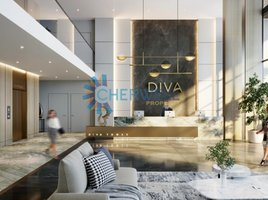 阿布扎比 Diva 1 卧室 公寓 售