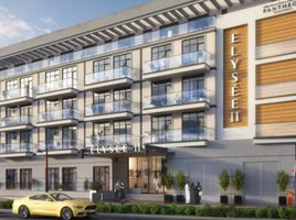 2 Bedrooms Apartment for sale in Indigo Ville, Dubai Elysee by Pantheon
