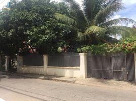 Kampot Champei House For Sale in Boeng Tompun, 15m x 27m, $560,000 (L-Map) ផ្ទះសំរាប់លក់នៅបឹងទំពុន,៣បន្ទប់គេង, 15m x 27m, $560,000 (ប្លង់រឹង) 3 卧室 别墅 售