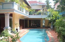Villa with 6 Bedrooms and 5 Bathrooms is available for sale in Phnom Penh, Cambodia at the development