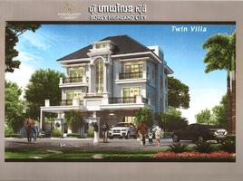 4 Bedrooms House for sale in Phnom Penh Thmei, Phnom Penh Twin Villa