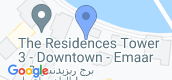 Map View of The Residences 4