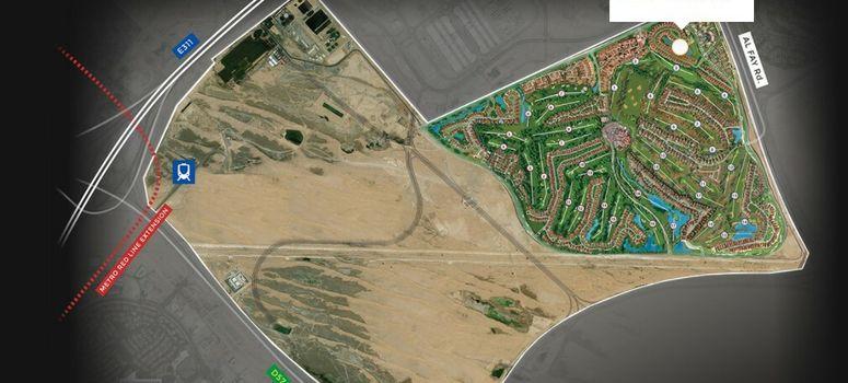 Master Plan of Orange Lake - Photo 1