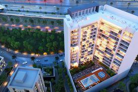 迪拜的Alexis Tower项目