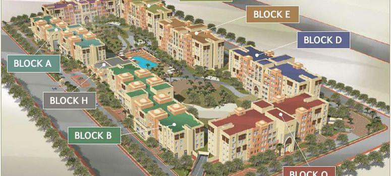Master Plan of Masakin Al Furjan - Photo 1
