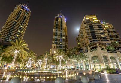Neighborhood Overview of Emaar 6 Towers, Dubai