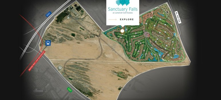 Master Plan of Sanctuary Falls - Photo 1