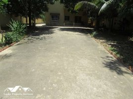 N/A Land for sale in Veal Sbov, Phnom Penh 6 bedrooms Villa and Land For Sale in Chbar Ampov