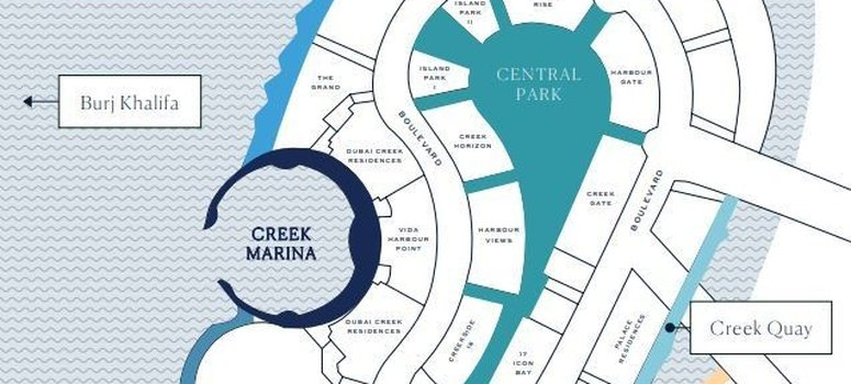 Master Plan of Creek Edge - Photo 1