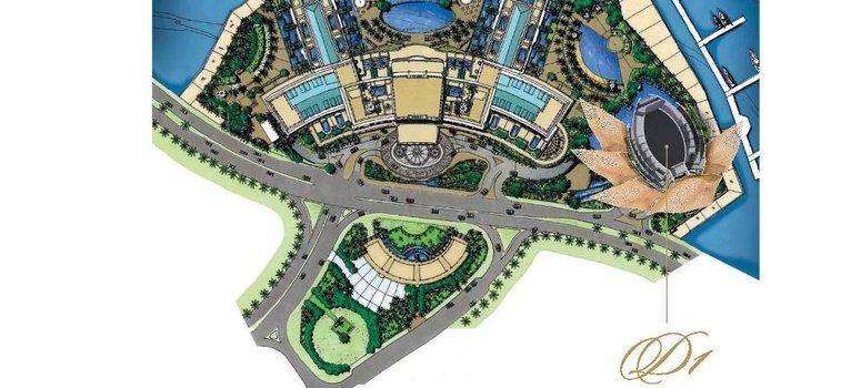 Master Plan of D1 Tower - Photo 1