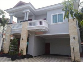4 Bedrooms Property for rent in Chak Angrae Leu, Phnom Penh 4Bed Single Villa For Rent In Tonle Bassac