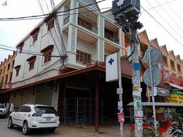 ផ្ទះ 4 បន្ទប់គេង សម្រាប់លក់ ក្នុង ចំប៉ី, ខេត្តកំពត Good Corner House For Sale, MEAN CHEY, 9.5m x 16m, $690,000 ផ្ទះល្វែងកែងសំរាប់លក់នៅស្ទឹងមានជ័យ, 9.5m x 16m, $690,000