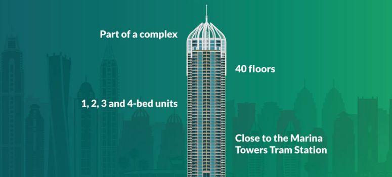 Master Plan of Murjan Tower - Photo 1