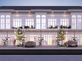Studio Townhouse for sale in Samrong, Preah Sihanouk Borey VIP SHV