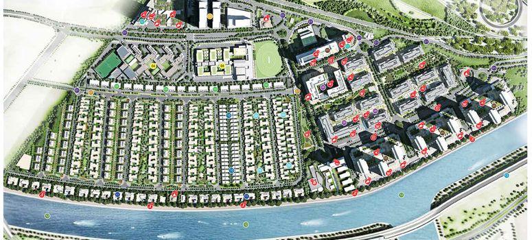 Master Plan of The Hartland Villas - Photo 1