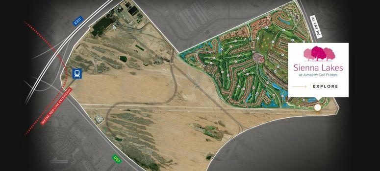 Master Plan of Sienna Lakes - Photo 1