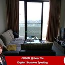 2 Bedroom Condo for sale in CRYSTAL RESIDENCES, Yangon