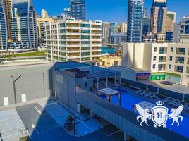 недвижимость, Студия в аренду в DEC Towers, Дубай Studio One at Dubai Marina