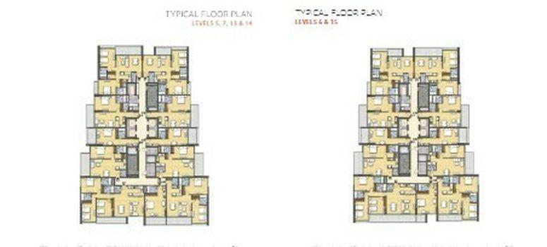 Master Plan of Capital Bay Tower B - Photo 1