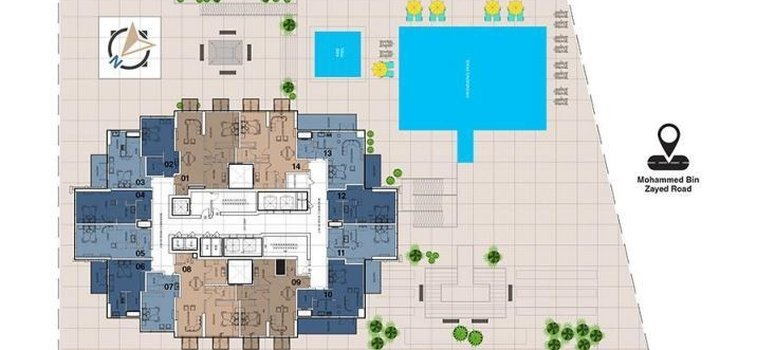Master Plan of The Square - Photo 1