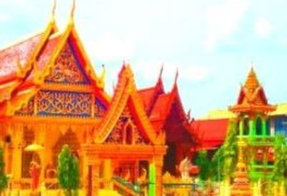 Neighborhood Overview of Sam Wa Tawan Ok, Bangkok