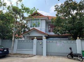 3 Bedrooms Property for rent in Chak Angrae Leu, Phnom Penh 3bed plus maid room in Tonle Bassac