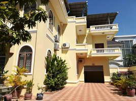 金边 Boeng Kak Ti Muoy Villa For Rent. 开间 房产 租