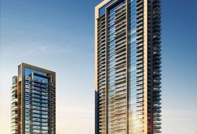 Neighborhood Overview of BLVD Crescent, Dubai
