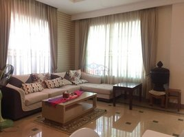 4 Bedrooms Property for rent in Nirouth, Phnom Penh Corner Twin Villa for rent at Peng Hout Beoung Snor