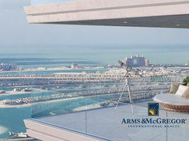 1 Bedroom Property for sale in EMAAR Beachfront, Dubai Beach Vista