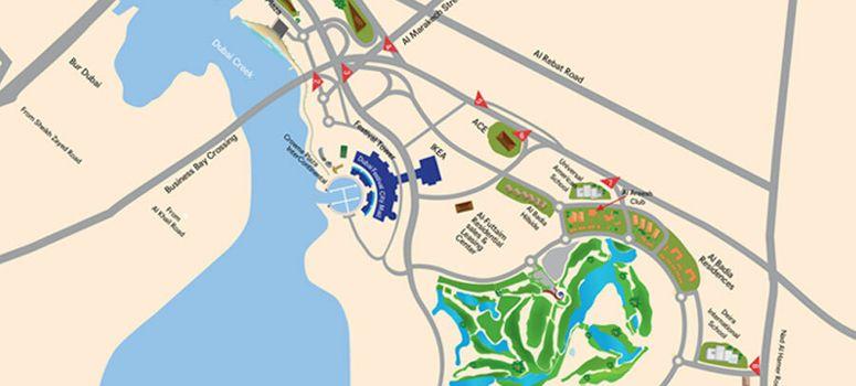 Master Plan of Marsa Plaza - Photo 1