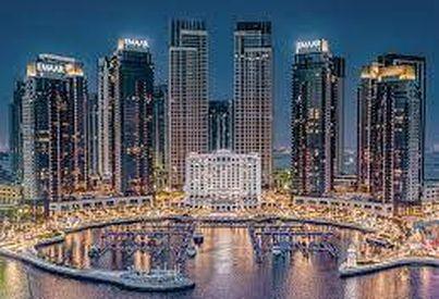 Neighborhood Overview of Dubai Creek Residences, Dubai