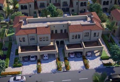 Neighborhood Overview of Serena Residence, Dubai