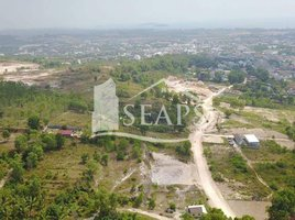 Preah Sihanouk Pir MOUNTAIN TOP - SEA VIEW LAND - FOR SALE N/A 土地 售