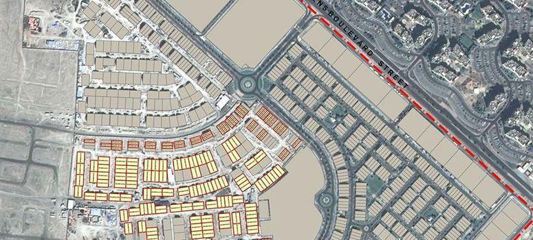 Master Plan of Dubai Style - Photo 1